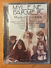 Mylene Farmer Music Videos Russian PAL DVD - NEW