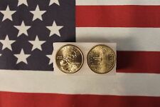 2007-P BU Dollar Roll - Sacagawea - Brilliant Uncirculated - 20 coin roll