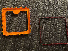 New ListingVintage Metal, Plastic Potholder Weaving Loom (no hook.no instructions)