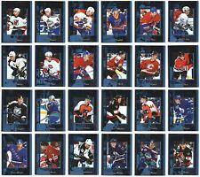 1996-97 DONRUSS ELITE ASPIRATIONS INSERT CARDS - PICK SINGLES - FINISH SET /3000