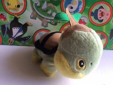 Pokemon Plush Turtwig Jakks 2007 doll figure stuffed animal soft toy USA Seller