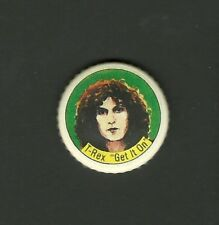 T-Rex - Rare German Pop Rock Music Coke Bottle Liner