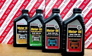 Oil and Filter Change for Toyota, Lexus, and Scion