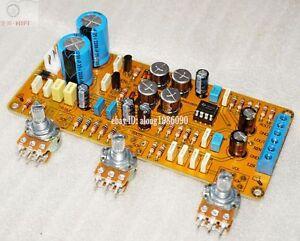 DIY HIFI Tone preamp kit base on UK NAD preamplifier (Op amp version)