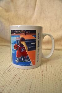 Kevin the Kiwi Sports Legend Mug