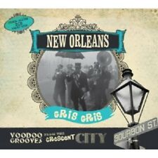 NEW ORLEANS GRIS GRIS-ESSENTIAL COLLECTION  2 CD  POP / R&B  NEW+