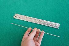 "2.5mm Dia Titanium 6al-4v Wire 0.1"" x 10"" Round Bar Welding Grade 5 rod 20pcs"