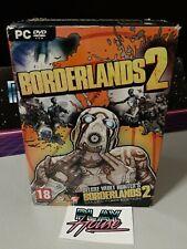 Borderlands 2 Delux Vault Collector Edition PC 2K Raro Nuova New Sigillata ITA