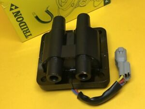 Ignition coil for Subaru BG OUTBACK 2.5L 96-98 EJ25D Tridon 2 Yr Wty
