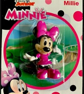 💜Minnie Mouse Figures💜 Collectable Millie Disney Jr. Cake Topper