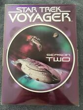 * Star Trek: Voyager * The Complete Second Season * (DVD, 2004, 7-Disc Set) *