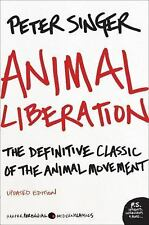 Animal Liberation: The Definitive Classic Of The Animal Movement (p.S.): By P...