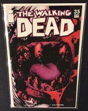 THE WALKING DEAD #35 Comic 1st Printing VF Image 2007 Robert Kirkman TV SHOW