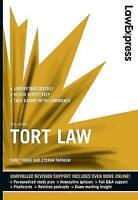 Tort Law (Law Express) by Finch, Emily, Fafinski, Stefan