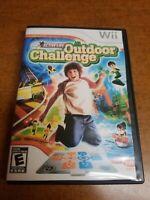 Active Life: Outdoor Challenge (Nintendo Wii, 2008)(Tested)