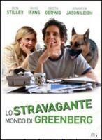Dvd **LO STRAVAGANTE MONDO DI GREENBERG** con Ben Stiller nuovo Region Free 2011