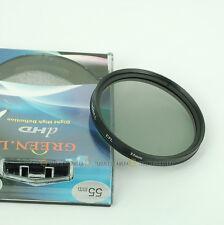 Green.L 55 55mm C-PL CPL PL-CIR For SONY Panasonic Fuji