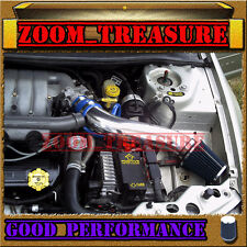 BLUE 1995-2000/95-00 DODGE STRATUS/CHRYSLER SEBRING/CIRRUS V6 LONG AIR INTAKE 2