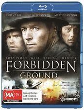 Forbidden Ground NEW B Region Blu Ray
