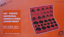 407pc Universal  Series O-Ring Assortment Kit - SAE