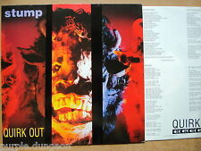 Stump – Quirk Out   LP    Chrysalis – 208 419   Germany