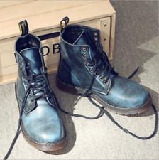 Herren Damen Schuhe Stiefel Stiefeletten Bikerstiefel Retro Martin Boots Gr35-47