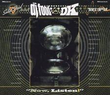 Solid Steel Presents DJ Food & DK Now Listen 23 Track Mix CD Ninja Tune Mixed