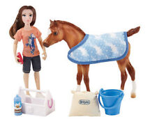 Breyer classic Bath Time Fun 62027 doll figure with outfit & accessories <><