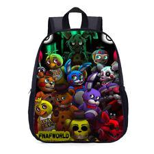 Five Nights At Freddy's Backpack Children School Bags Kids Kindergarten Bag Fred