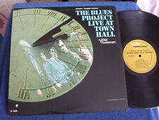 The Blues Project Live at Town Hall/1967 Mono LP/Verve Forecast FT-3025/MINT-