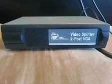 Powered Video Splitter 2-port VGA