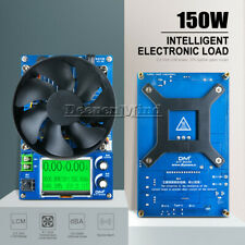 150V 10A 150W Intelligent Electronic Load Battery Discharge Capacity Tester