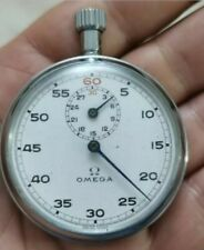 A Vintage Flyback Omega Mechanical Stopwatch