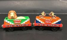 Thomas The Train Take Along Die Cast Sodor Carnival Cars Set Of 2