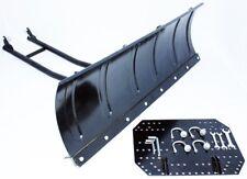 WINTERPAKET Schneeschild ProSNOW - 120cm KOMPLETTSET für ATV Quad Rasentraktor