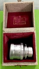 Taylor Hobson Lens Taytal 6.5mm F1.75 Excellent Condition