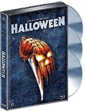 Mediabook HALLOWEEN 1 - DIE NACHT DES GRAUENS John Carpenter BLU-RAY DVD Box NEU