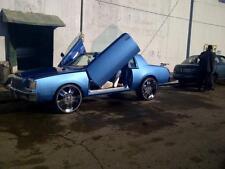 Chevrolet G-Body Monte Carlo ElCamino Cutlass Regal Bolt-On Vertical Lambo Doors