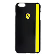 ▷ Funda Ferrari para iPhone 6 Plus / 6s Plus color Negro