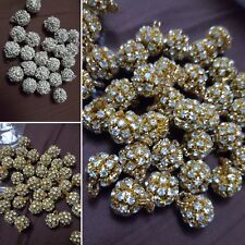 Diamante round pearls for designer outfits and dresses. Latest Fashion!