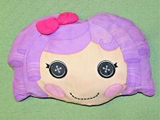 Lalaloopsy Flip Doll FEATHERBED and LAMB PILLOW HEAD Plush Stuffed Purple White
