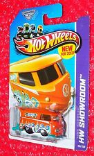 2013 Hot Wheels HW Showroom Volkswagen Kool Kombi  #169 X1984-09A0H