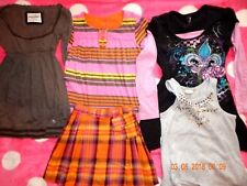 GIRLS MIXED CLOTHING LOT SIZE 5-6