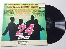 Browns Ferry Four SCARED COUNTRY SONGS southern gospel + bonus 24 tracks