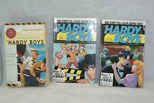 The Hardy Boys Mysteries 1 Collector's Edition To Die Or Not Mad House Lot of 3