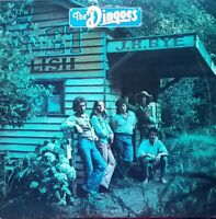 "Dingoes - The Dingoes.  Aussie 12"" LP 1974. Includes The Hit ""Way Out West"""