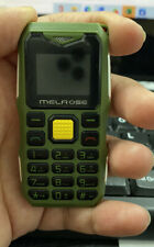 Genuine - Melrose Terminator Mini Phone Unlocked MicroSD - SUPERTUFF PHONE!!!