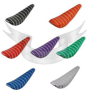 "NEW! Original 20"" Lowrider Banana Seat Sparkle W/Silver Strips In 7 Colors"