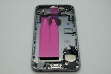 NUOVO iPhone 6s GRIGIO COVER POSTERIORE COMPLETA, Completare Shell, Alloggiamento tutte le parti interne