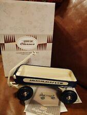 Hallmark Kiddie Car Classics 1935 American Airflow Coaster Die Cast Wagon Nib
